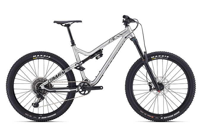 META AM V4.2 RACE EAGLE 650B BRUSHED