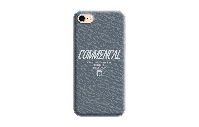 CARCASA COMMENCAL IPHONE 7 - 8 GRISE