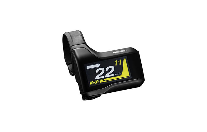 DISPLAY SHIMANO E8000 META POWER