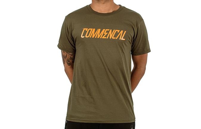 PLAYERA CORPORATE MILITARY GREEN 2018