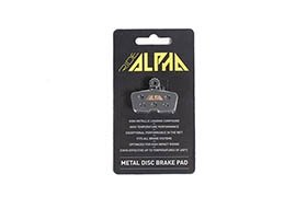 BALATAS RIDE ALPHA METALICAS AVID CODE / GUIDE RE